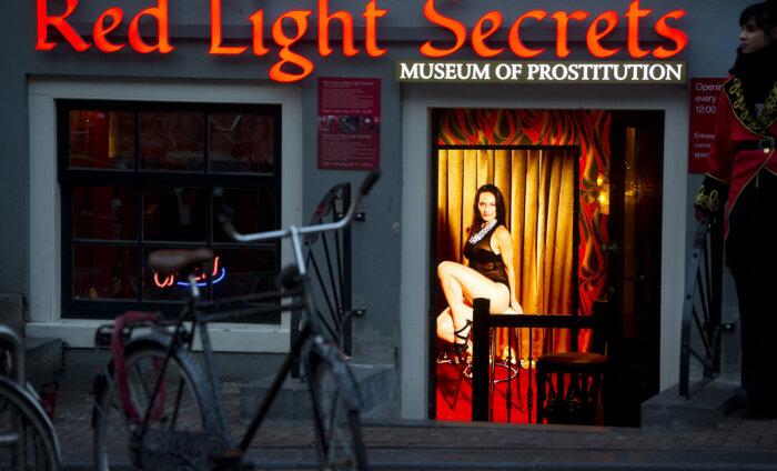 Амстердамский квартал красных фонарей в упадке. Почему?