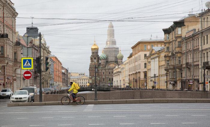 ФОТО   Опустевший Санкт-Петербург: как выглядит город на Неве в период карантина