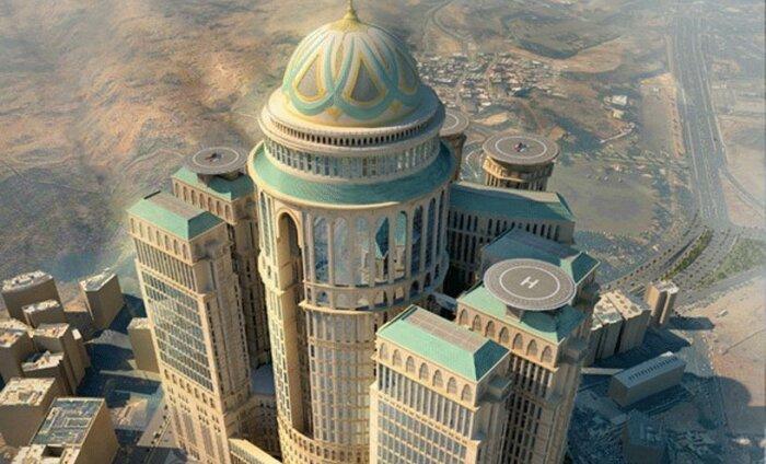 Saudi-Araabia ehitab maailma suurima hotelli - 12 torni ja kümne tuhande numbritoaga