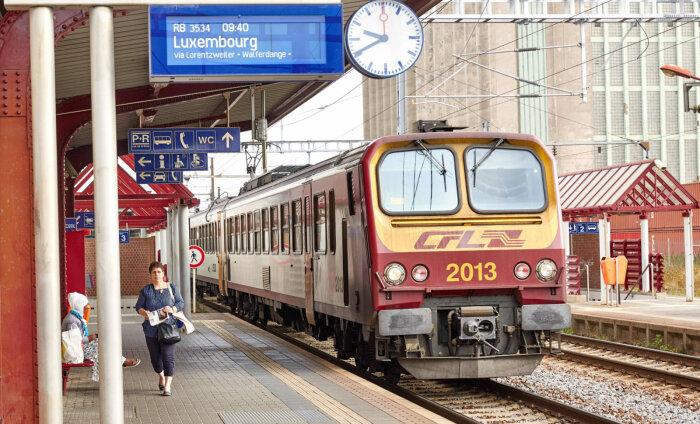 Люксембург станет первой в мире страной с бесплатным общественным транспортом как для местных, так и для туристов