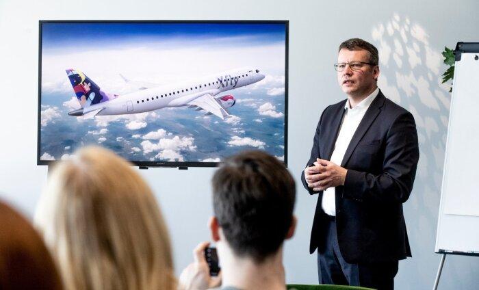 Авиакомпания Regional Jet начала работать под торговой маркой Xfly и пополнит свой авиационный парк семью самолетами марки Embraer