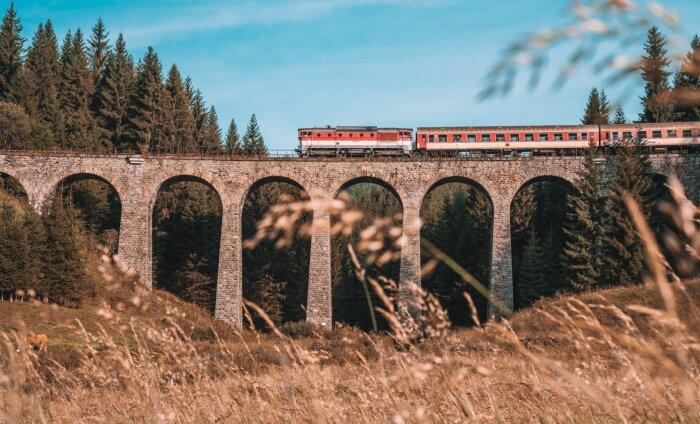 На заброшенном железнодорожном мосту в африканском заповеднике построят роскошный поезд-отель