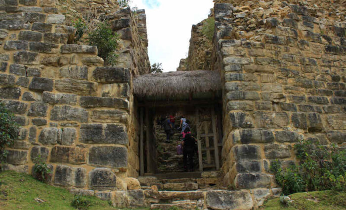 Немецкие туристы нашли в джунглях Перу затерянную деревню