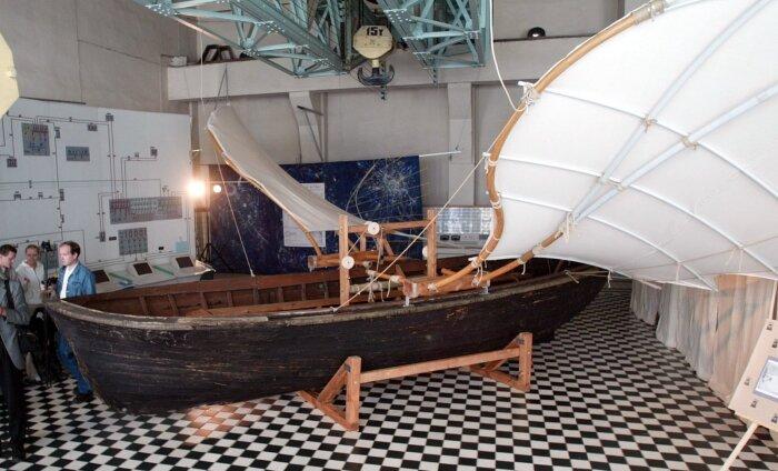 В Милане открыли выставку изобретений Леонардо да Винчи