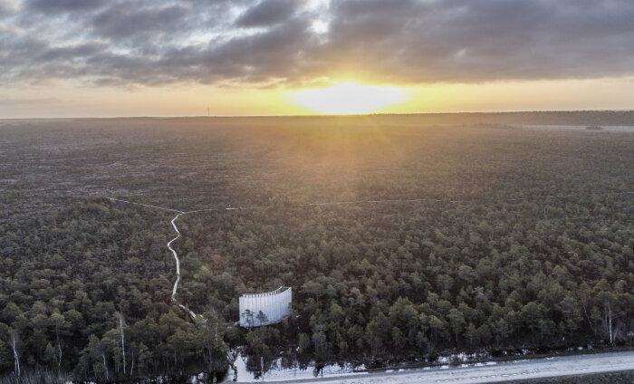 VIDEO | Unikaalse vaatetorniga ja uues kuues Tuhu matkarada kutsub ennast avastama