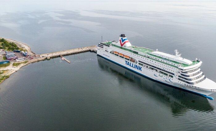 Tallink организует специальный круиз Таллинн — Рига — Таллинн