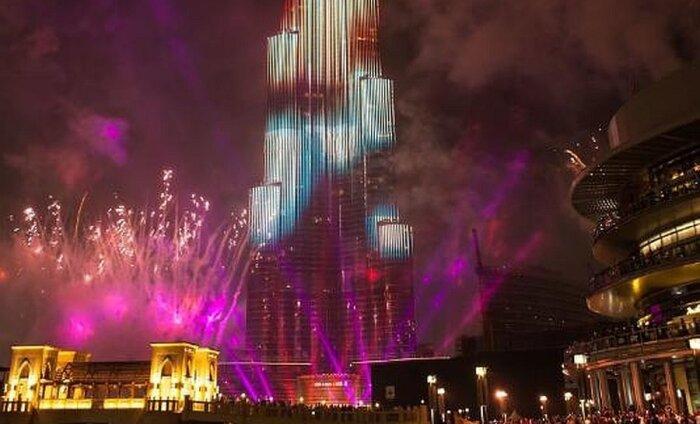 VIDEO: maailma võimsaim aastavahetuse tulevärk toimus Dubais