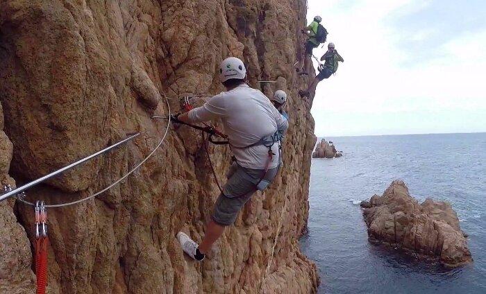 VIDEO: Kas Via Ferratat oled proovinud? Turvaline turnimine kõrgetel kaljudel
