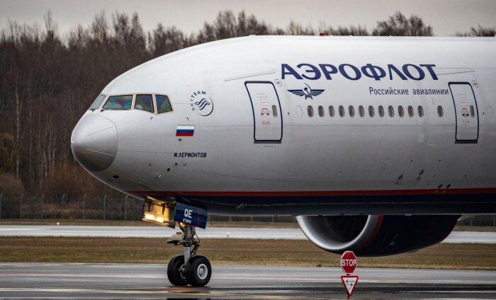 Аэрофлот планирует возобновить авиасообщение между Таллинном и Москвой с середины сентября