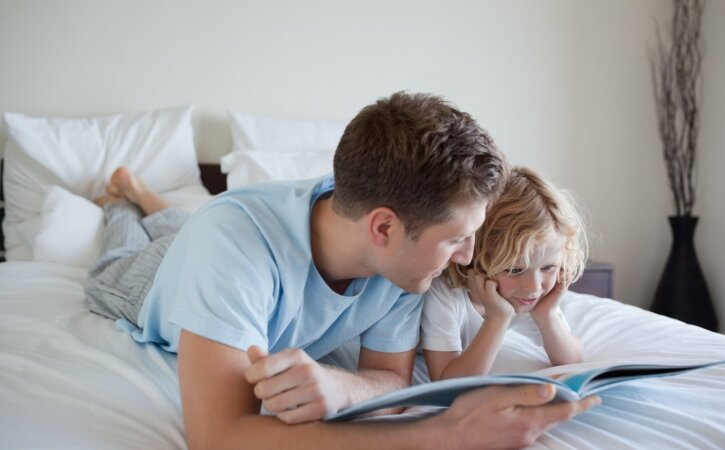 Kui lapsel on kirjutamise ja lugemisega raskusi