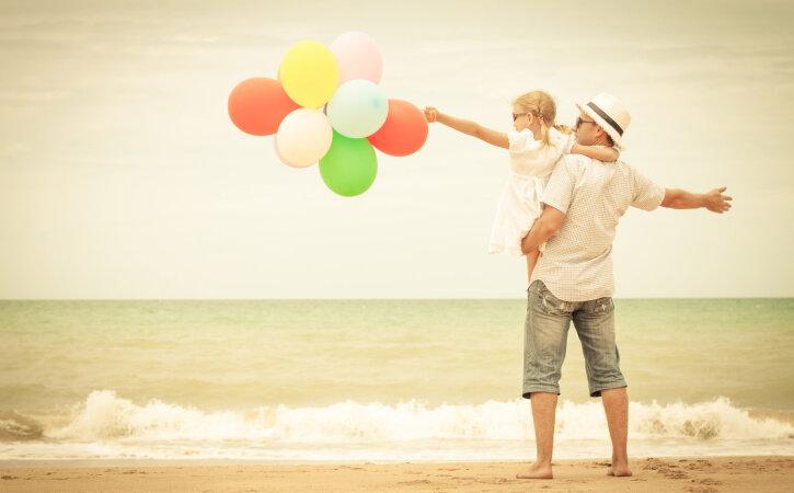 24 reeglit, mida iga tütart kasvatav isa peaks järgima