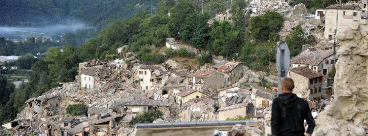 OTSEBLOGI: Itaaliat raputas 6,2-magnituudine maavärin, Amatrice väikelinn on pea üleni hävinud, ohvrite arv kasvab pidevalt