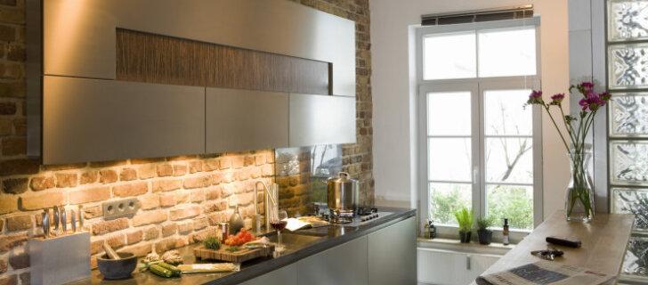 10 põhiviga köögi planeerimisel