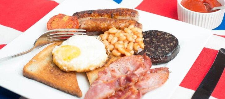 Английский завтрак: самый вкусный завтрак в мире?