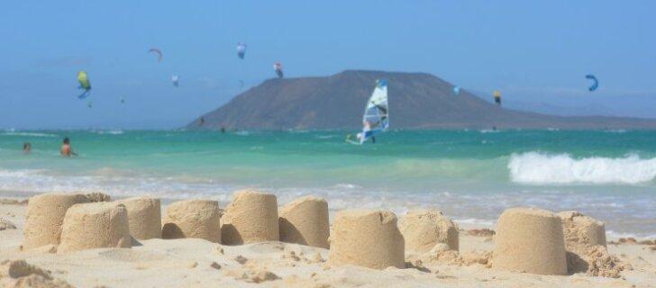 Puhka imeliste randadega Fuerteventural: edasi-tagasi lennupiletid Riiast + 8 ööd ranna lähedal külaliskorteris kokku 223€!
