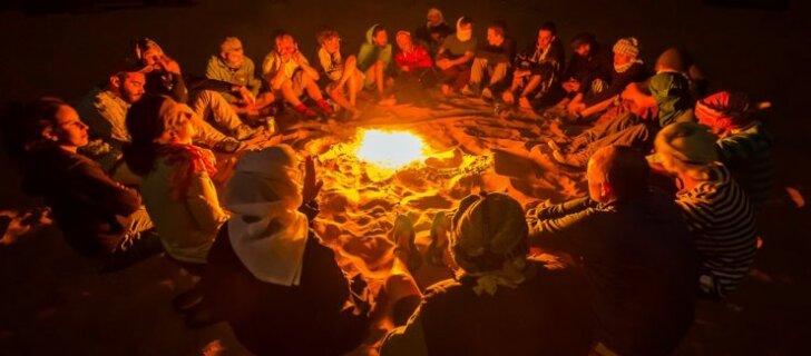 Reisikiri sellest, mis juhtus ja ei juhtunud Omaani lõputute liivaluidete vahel