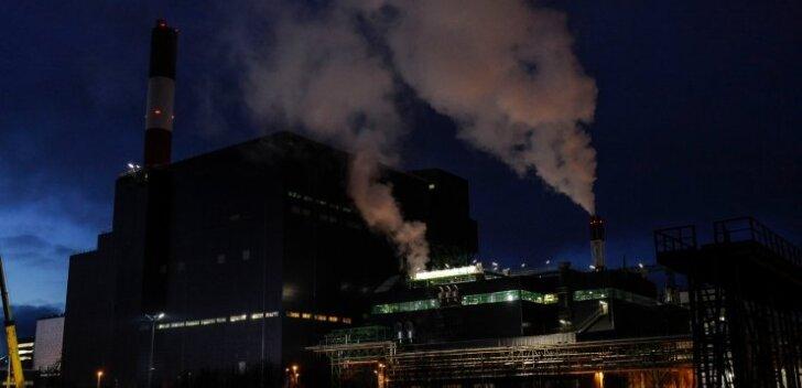 Auvere elektrijaama väärtus on märksa väiksem kui sinna tehtud investeering.