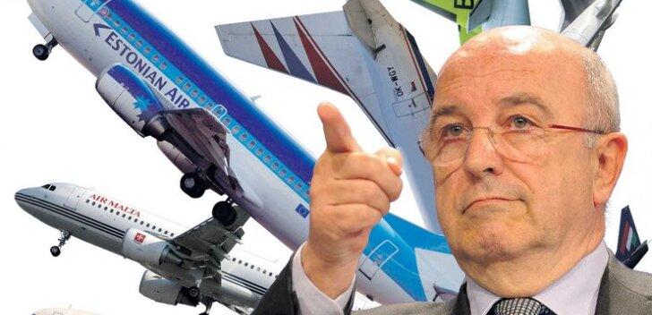 Brüssel pahandab Estonian Airi laenu peale: see võib reegleid rikkuda
