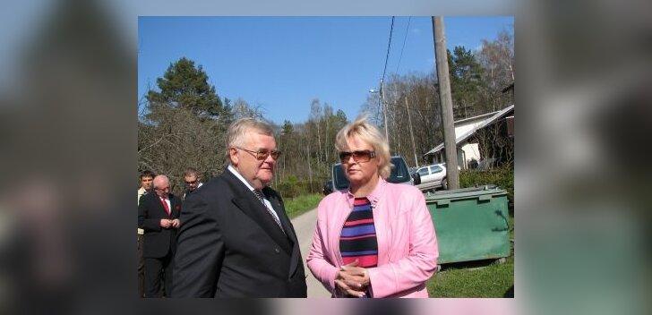 Edgar Savisaar, Anne Veski