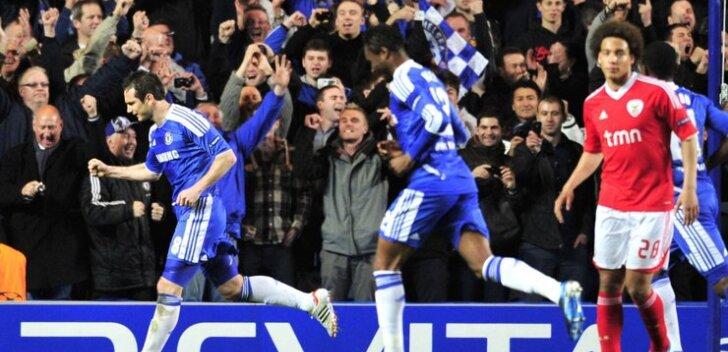 Lampard (Chelsea) on realiseerinud penalti