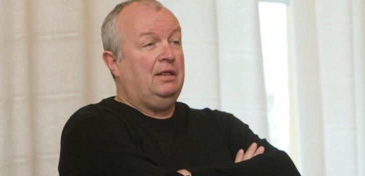 Jäähokiliidu president Jaan Mölder