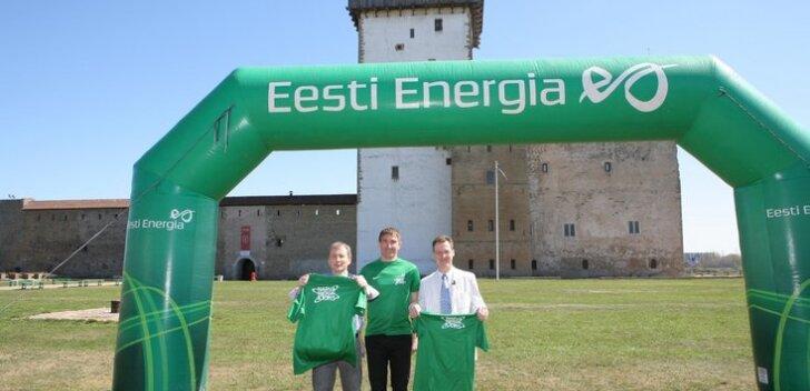 Narva Energiajooksul osalejate koguarv läheneb 2000-le