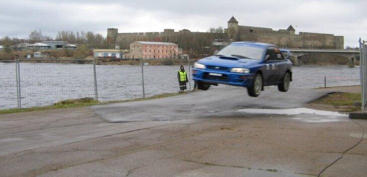 Autoeriala õppurid korraldavad taas Narvas rallisprindivõistluse