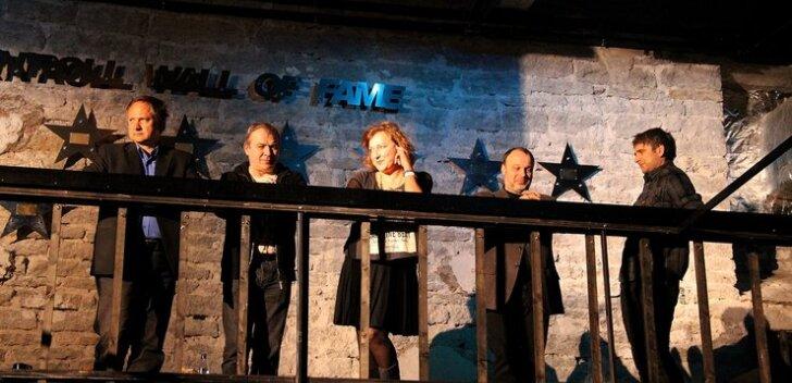 FOTOD: BändCämp firmabändi 1.vooru hindas väga auväärt žürii!