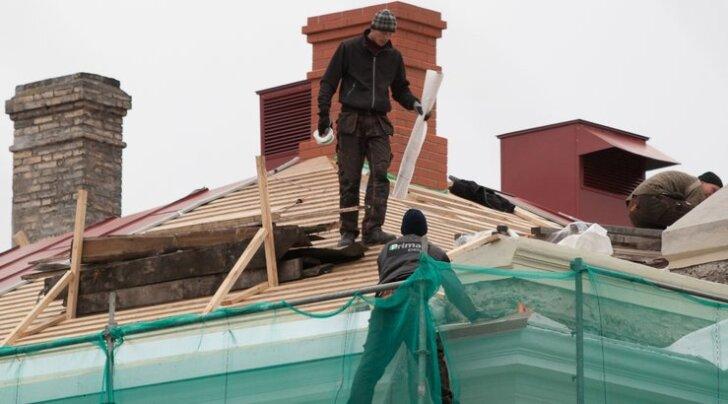 Ehitusfirma juht: suuresti tänu CO2 hangetele on ehitajatel uus buum