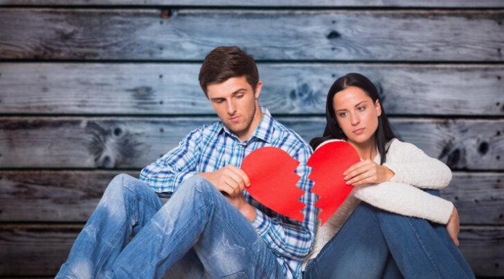 11 märki, mis näitavad, et oled oma kallimaga lahku kasvamas