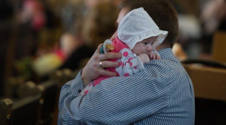 Paindlikud võimalused motiveerivad isasid võtma rohkem aega pere ja laste jaoks.