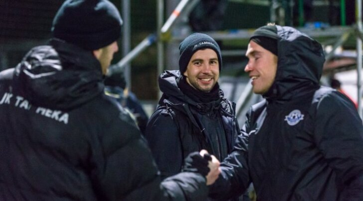 FC Tammeka treenerid on rahul