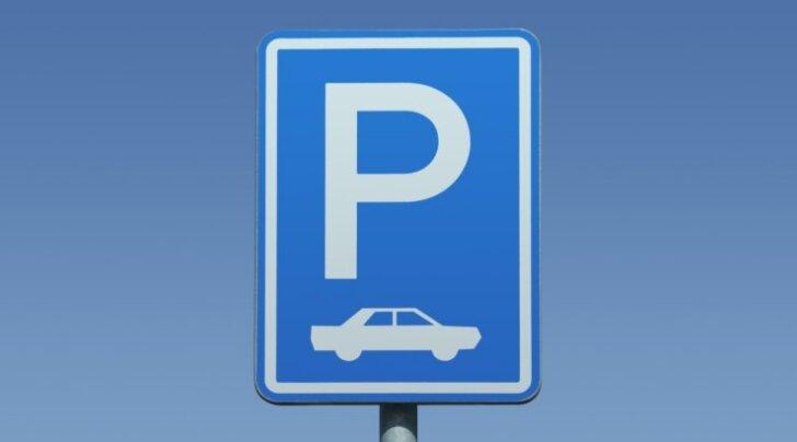 Linn jahmatas eksitava teatega parkimisloa kehtivuse lõppemisest