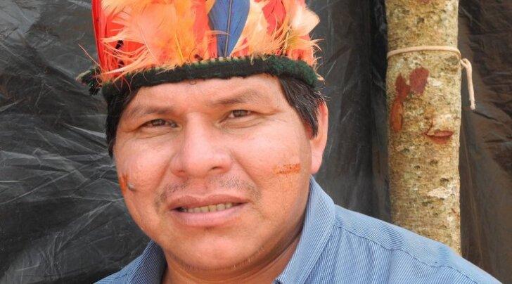 Brasiilia guarani indiaanlased tapavad end esivanemate maast ilma jäämise tõttu