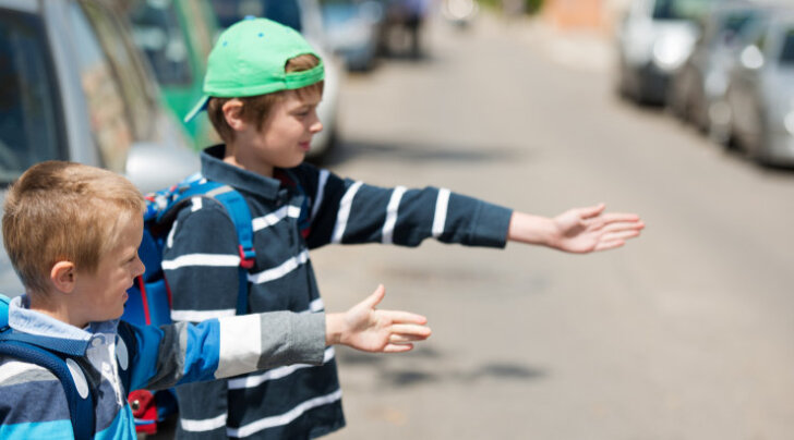 Sotsiaalmeedias levivad lastele suunatud eluohtlikud mängud – mida saab lapsevanem teha?