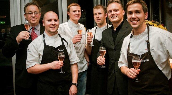 Imre Sooäär: Eesti parim restoran on Muhus