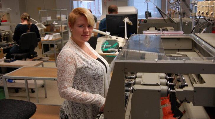 Töökohal õppides amet selgeks! Elektroonikaseadmete koostajana töötav Anni: Õpingute järel on tasemevahet tunda küll!