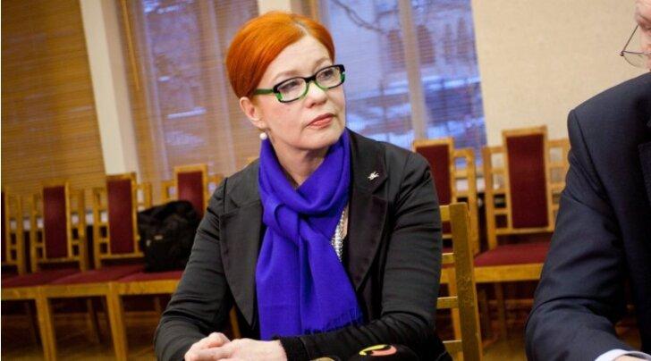 Kunstiakadeemia nõukogus toimus tudengite algatusel Signe Kivi umbusaldushääletus