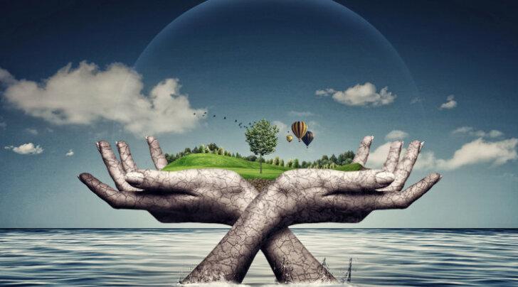 Maa - eluväe hoidja ja andja