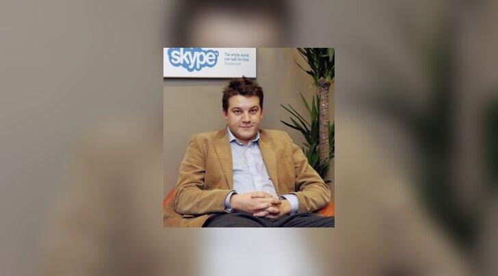Online-intervjuu Skype Eesti juhi Sten Tamkiviga