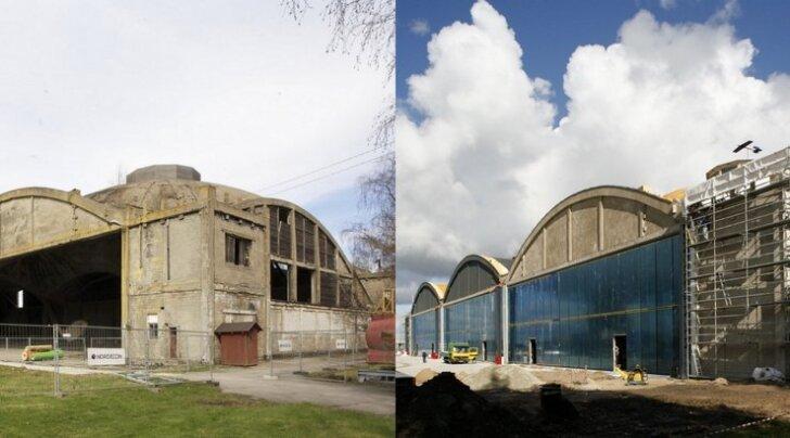 Lennusadama renoveerimise mahukaim etapp sai valmis