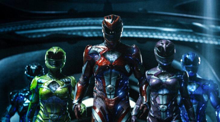 """ARVUSTUS: """"Power Rangerid"""" - fännidele suunatud fännifilm"""