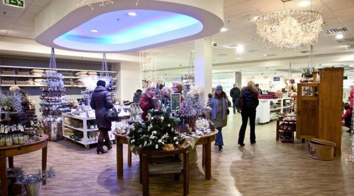 Kaubamaja näitel: mida Eesti inimene jõuludeks ostab