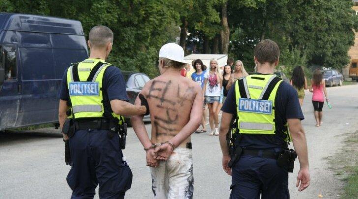 Võru politsei on Hauka laadal väljas lisajõududega