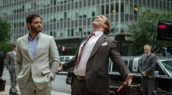 """""""Kuld"""" -Edgar Ramírez ja Matthew McConaughey"""