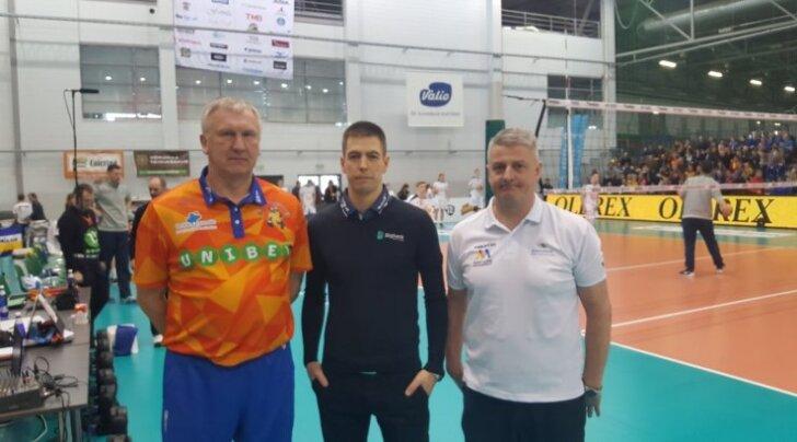 Avo Keel, Oliver Lüütsepp, Urmas Tali