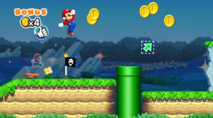 """Super Mario Run"""