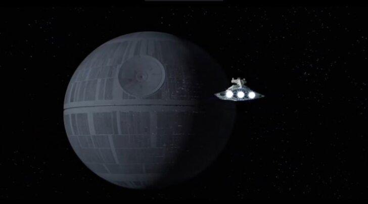 """Avalikustati esimesest """"Star Warsi"""" filmist välja jäetud seninägematud kaadrid"""