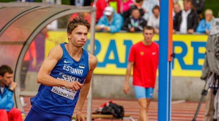 U23 kergejõustiku Euroopa meistrivõistlused Kadrioru staadionil. 11.07.2015