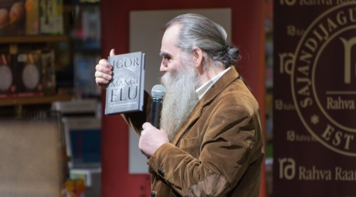 """Raamatu """"Igor Mangi elu ja astroloogiatarkused"""" esitlus"""